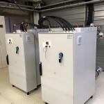 SCA : Nouvelle PAC eau/eau de 350kW