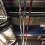 MILLIPORE : 600m2 de labo R&D Lot Fluides PROCESS