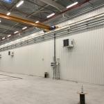 SCA : Nouveau Hall R&D: Tous Fluides